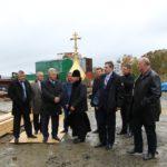 Депутаты Законодательного собрания Камчатского края посетили Камчатский морской собор