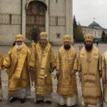 Епископ Вилючинский Феодор принял участие в курсах для новопоставленных архиереев при Управлении делами Московской Патриархии