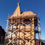 Новости строительства в храмовом комплексе пос. Ивашка