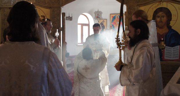 Престольный праздник Камчатского морского собора