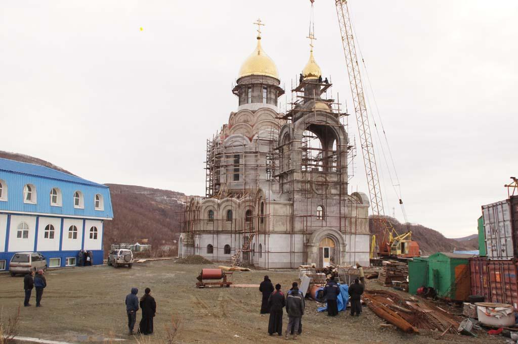Колокольня морского собора
