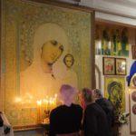 Престольный праздник в Свято-Казанском женском монастыре