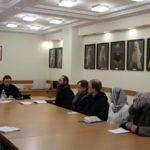 Епископ Феодор провел встречу с помощниками настоятелей по миссионерской работе
