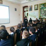 Руководитель отдела религиозного образования и катехизации Камчатской епархии встретился с учащимися Святоникольской гимназии города Кисловодска