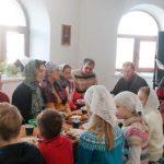 Воспитанники Воскресной школы Камчатского морского собора  поздравили своих преподавателей и родителей с Днем Матери