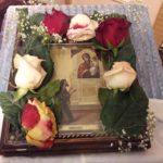 Престольный праздник в домовом храме в честь иконы Божией Матери «Нечаянная радость»