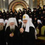 Архиепископ Петропавловский и Камчатский Артемий и епископ Вилючинский Феодор от Петропавловской и Камчатской епархии приняли участие в Архиерейском Соборе