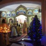 Новогоднее Богослужение в Морском соборе