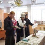 Праздничный молебен в Краевой больнице