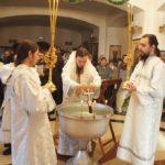 Праздник Богоявления и Крещения Господня в Морском соборе