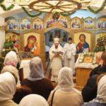 Праздник Рождества Христова в Камчатском Морском соборе