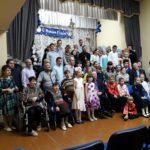Праздничный молебен и концерт в поселке Ягодный