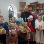 Морской собор принимает гостей из «Центра социальной помощи семье и детям»