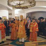 Светлое Христово Воскресение в Морском соборе