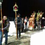 Пасха на северных приходах епархии