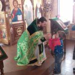 Вербное Воскресенье в селе Ивашка Карагинского района