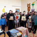 Миссионерская поездка епископа Феодора в северные поселки Камчатского края. Тигильский район