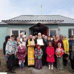 Миссионерская поездка епископа Феодора в северные поселки Камчатского края. Карагинский район