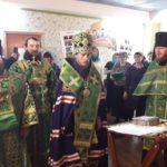 Епископ Вилючинский Феодор совершил молебен в общине Святого Духа в п. Пионерский