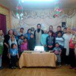 Миссионерская поездка иерея Валерия Шабанова в Пенжинский район