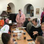Праздник в Воскресной школе в день святых Петра и Февронии
