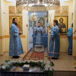 Праздник Успения Пресвятой Богородицы в Свято-Пантелеимоновом монастыре