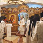 В Морском Соборе в престольный праздник состоялась конференция по аспектам монашеских традиций в современных монастырях