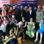 Рождественская встреча в общине Святого Духа