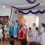 Выступление Воскресной школы Морского собора в детском доме