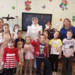 Посещение Центра помощи семье и детям в Рождественские дни