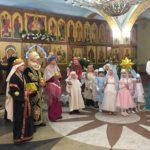 Спектакль к празднику Рождества Христова