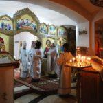 Архиепископ Феодор совершил Божественную Литургию в праздник Богоявления