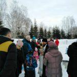 Праздник Крещения Господня на приходах епархии