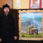 Картина, созданная подопечными ИК №6, получила награду на Международных Рождественских чтениях