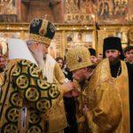 Епископ Петропавловский и Камчатский Феодор возведен в сан Архиепископа в связи с назначением на Петропавловскую кафедру