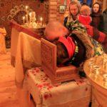 В поселок Палана для поклонения верующих были доставлены мощи святителя Николая Чудотворца