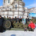С территории Морского Собора будет совершаться залп орудия в честь защитников Петропавловска-Камчатского