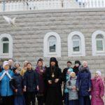 В праздник Благовещения Пресвятой Богородицы архиепископ Феодор совершил Литургию в Свято-Троицком кафедральном соборе
