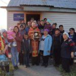 Благочинный Северного округа посетил отдаленные приходы епархии