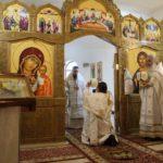 Управляющий Камчатской епархией совершил Литургию в Морском соборе в день памяти святителя Луки Крымского