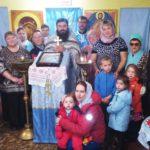 Праздник в общине в честь Казанской иконы Божией Матери с. Соболево