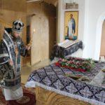 Архиепископ Феодор совершил Литургию Преждеосвященных Даров в Морском соборе