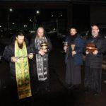 Совершен объезд города Петропавловска-Камчатского с молитвой об избавлении от вредоносного поветрия