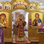 В Великий Четверток Архиепископ Феодор совершил Литургию в Морском соборе