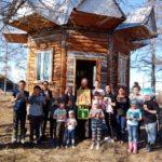 Миссионерская поездка в северные районы Камчатки